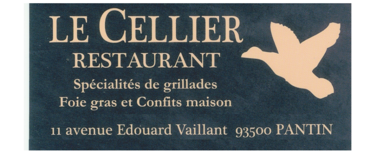 Le Cellier couverture