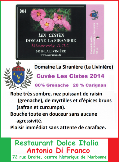 Les Cistes 2014 Dolce Italia.png