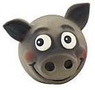 tete cochon noir